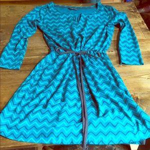 North Face drawstring dress